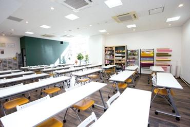 フラワー実習室